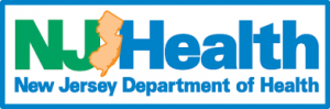 Logo for NJ Department of Health