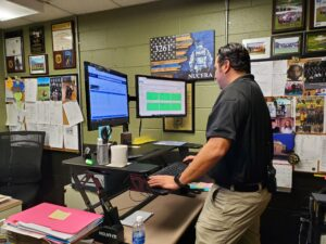 Stand up desk - Bordentown Twp